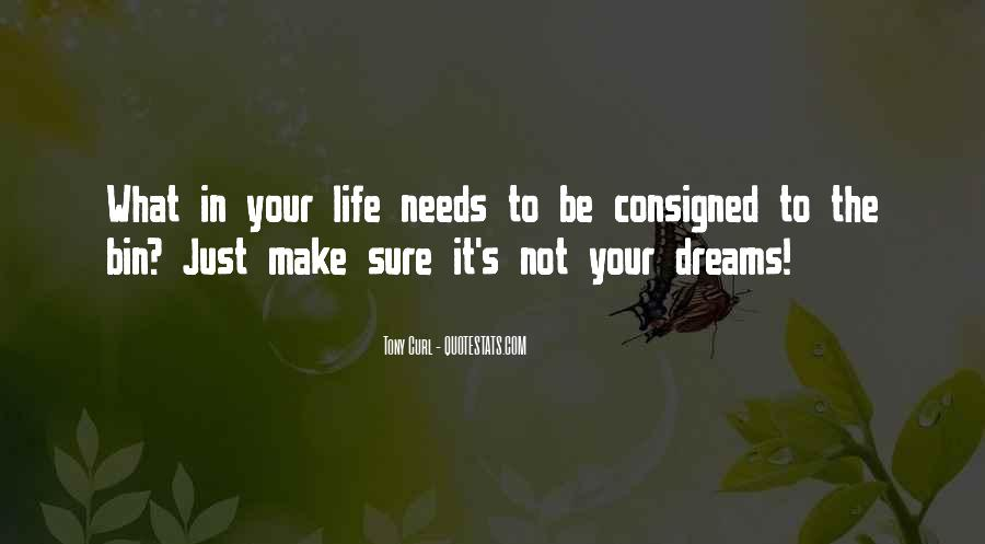 Not Sure Life Quotes #348783
