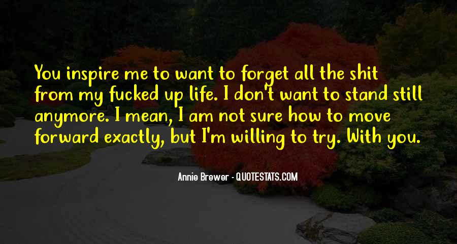 Not Sure Life Quotes #451264