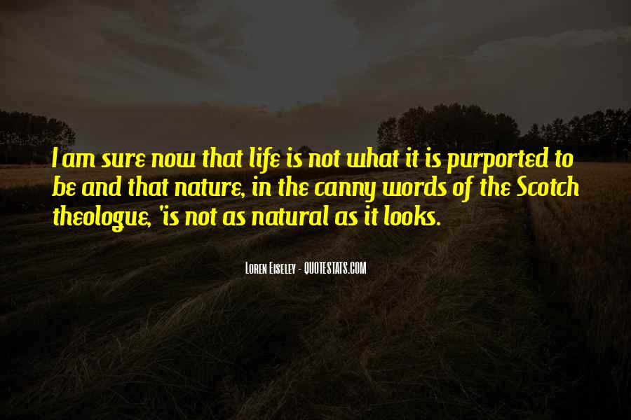 Not Sure Life Quotes #475548