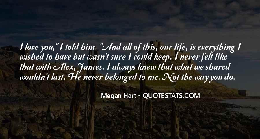 Not Sure Life Quotes #49731