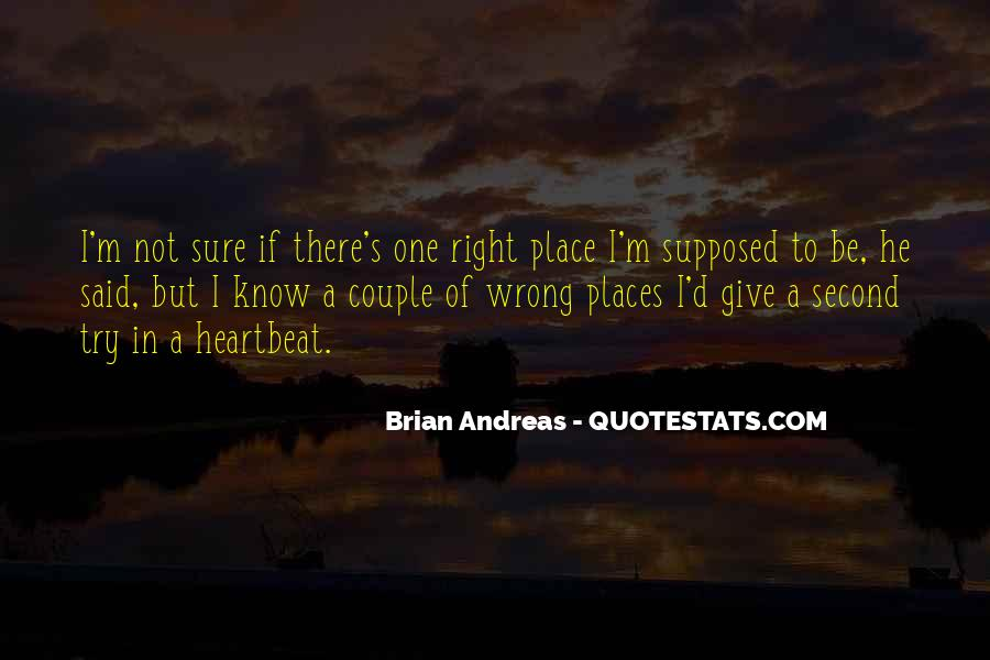 Not Sure Life Quotes #58174