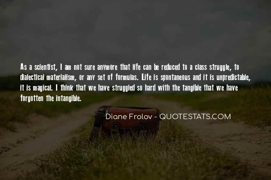 Not Sure Life Quotes #8939