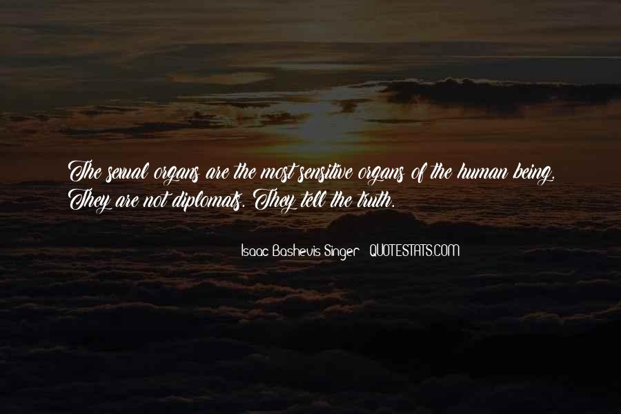 Not Telling Truth Quotes #1058531