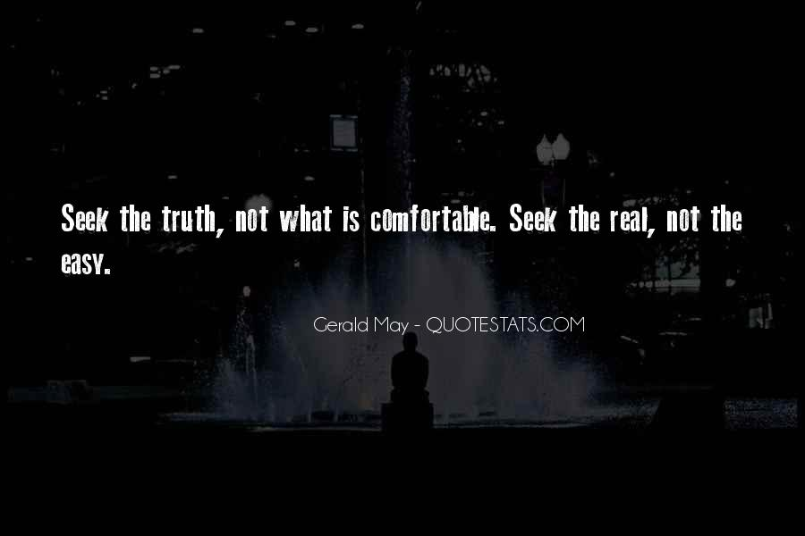 Not Telling Truth Quotes #218201