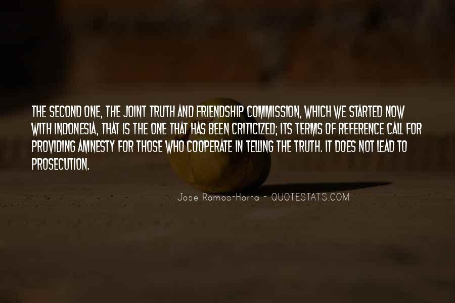 Not Telling Truth Quotes #760959