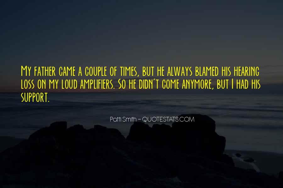 Not The Best Couple Quotes #10422