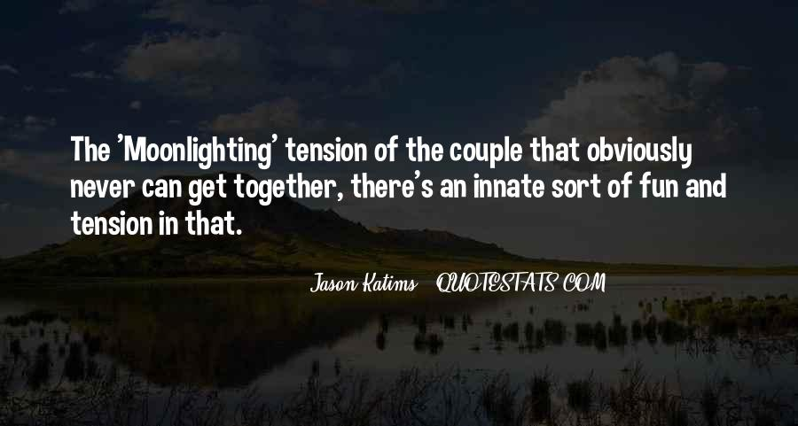 Not The Best Couple Quotes #11111