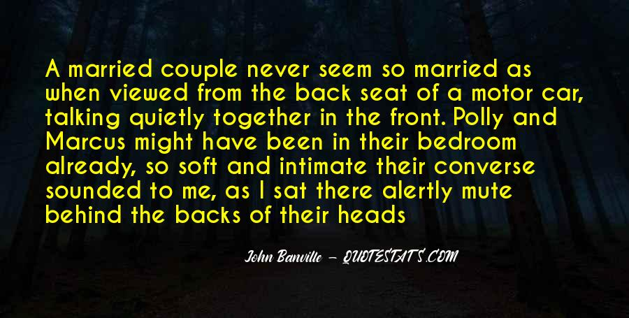 Not The Best Couple Quotes #11654