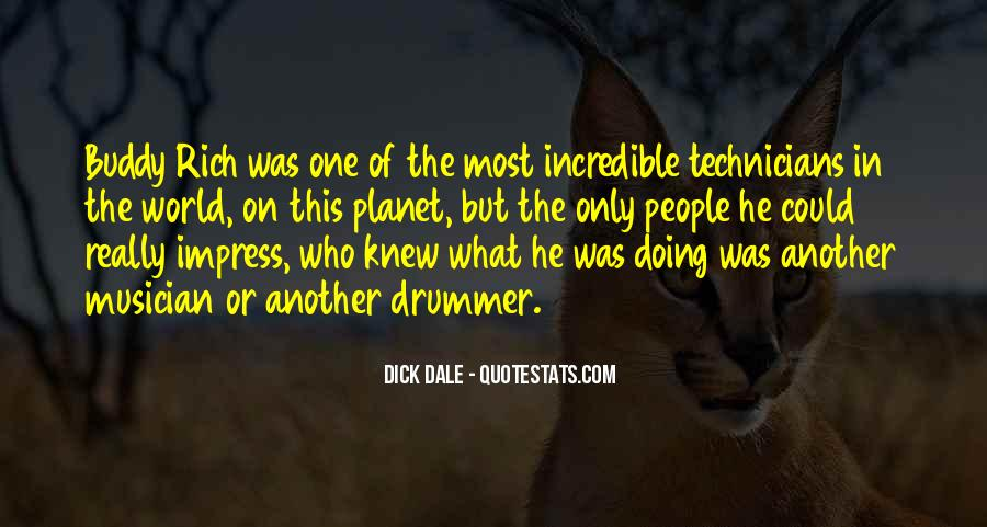 Not To Impress Others Quotes #112392