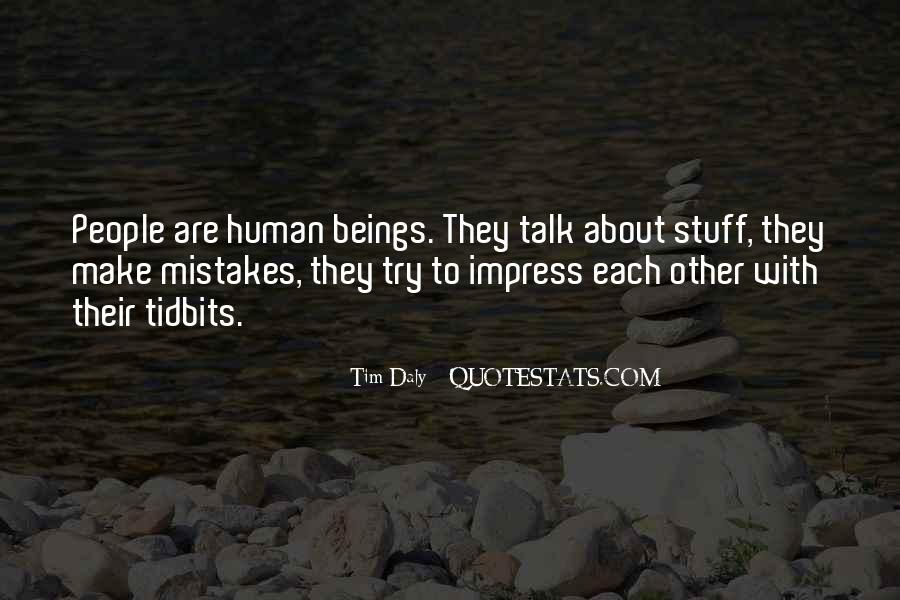 Not To Impress Others Quotes #32005