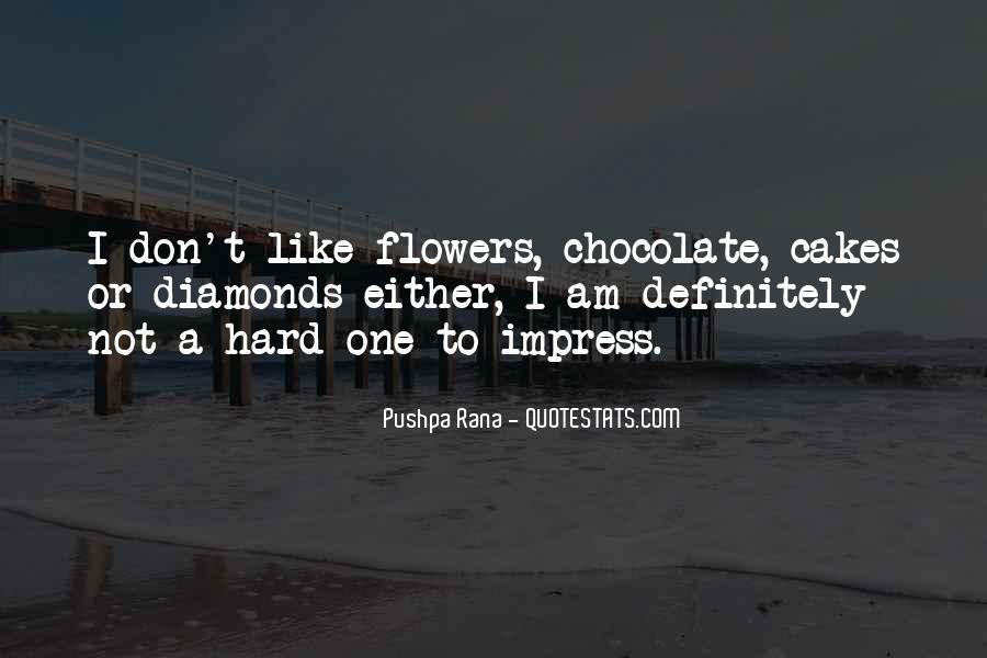 Not To Impress Others Quotes #34449