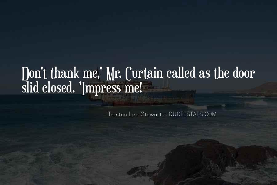 Not To Impress Others Quotes #63255
