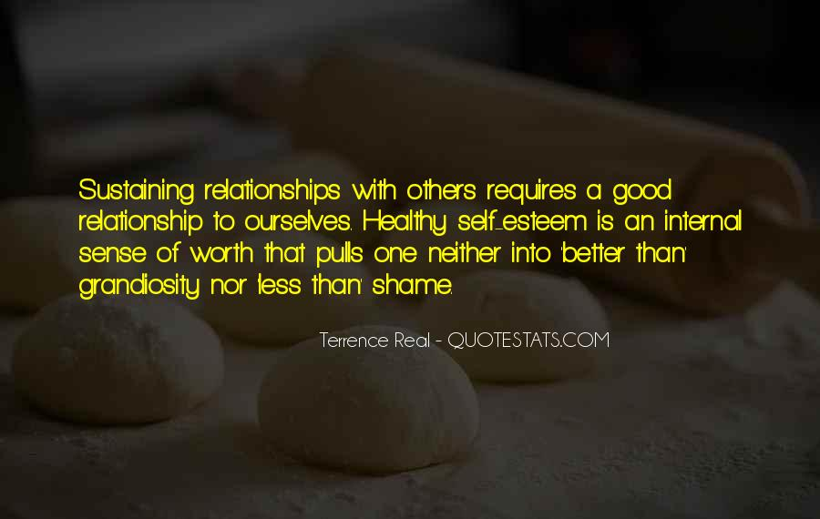 Not Worth Relationship Quotes #1611425