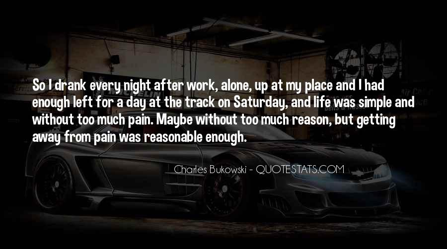 Quotes About Bukowski Work #102111