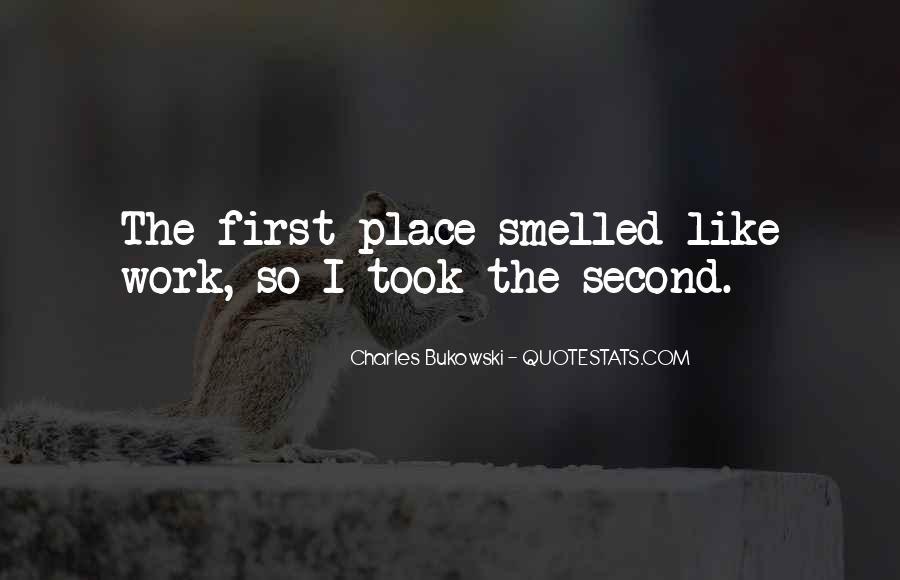 Quotes About Bukowski Work #143115