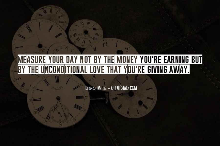 Not Your Money Quotes #328738