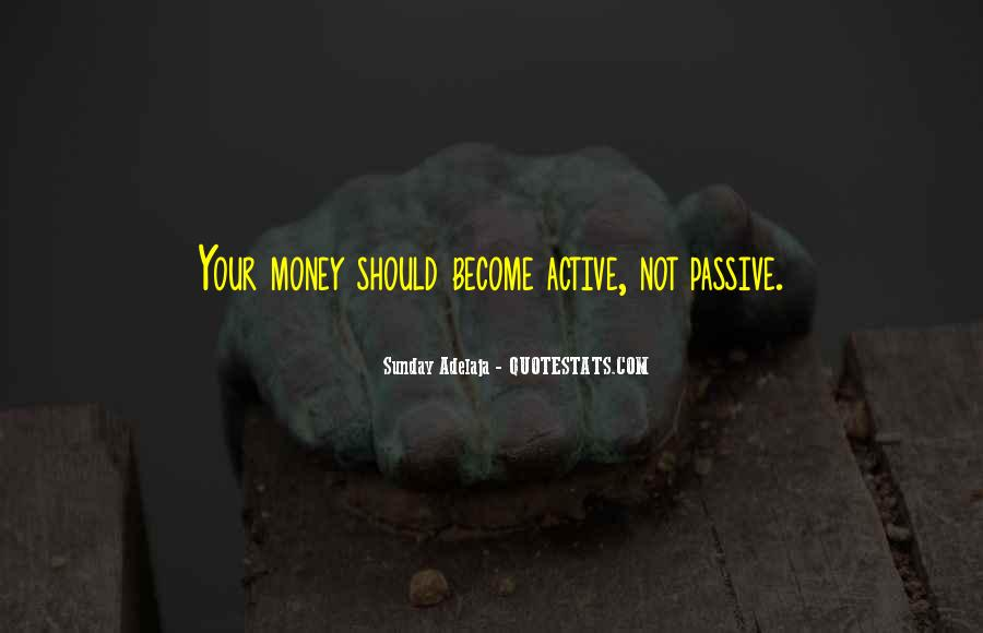 Not Your Money Quotes #367203