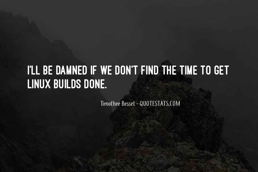 Quotes About Builds #135075