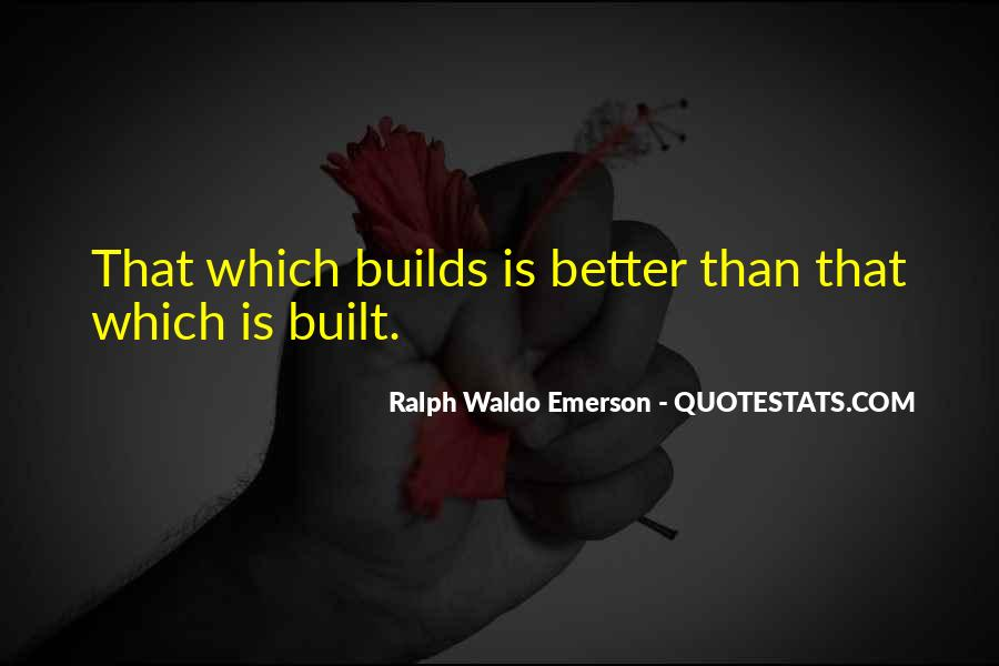 Quotes About Builds #177890