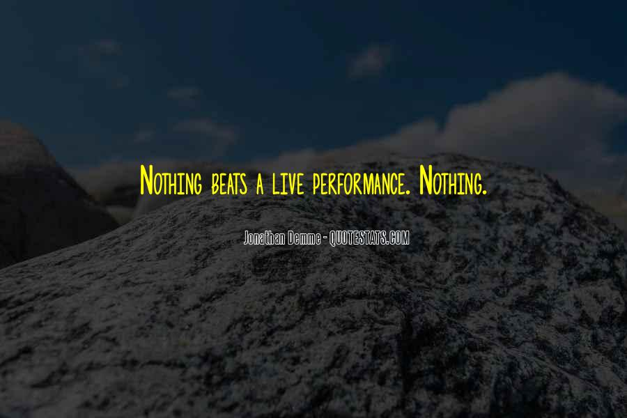 Nothing Beats Quotes #1409266