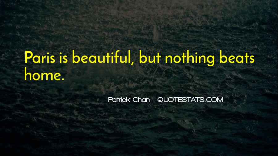 Nothing Beats Quotes #1801050