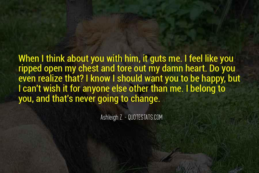 Nothing Can Change This Love Quotes #29448