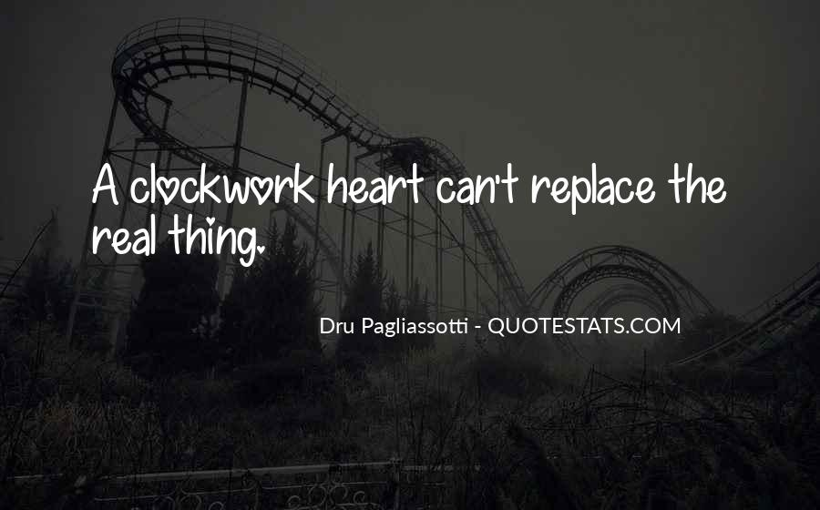 Nothing Can Replace You In My Heart Quotes #1431476