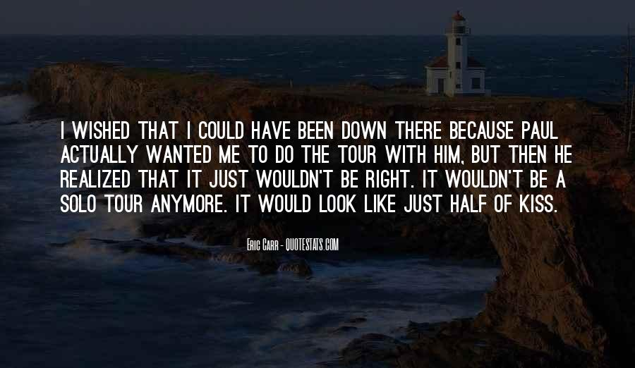 Nothing Goes Right Anymore Quotes #284528