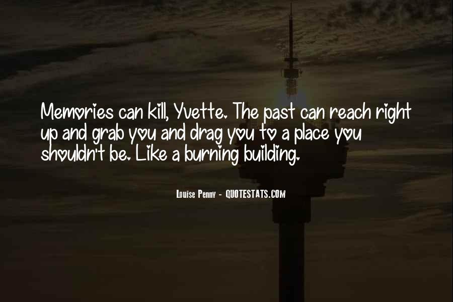Quotes About Building Memories #1644243