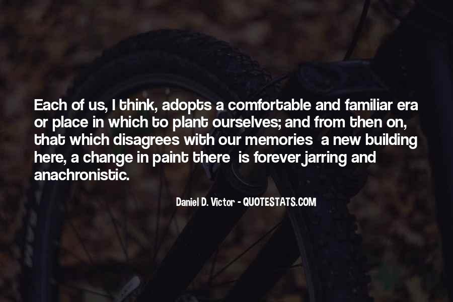 Quotes About Building Memories #62801