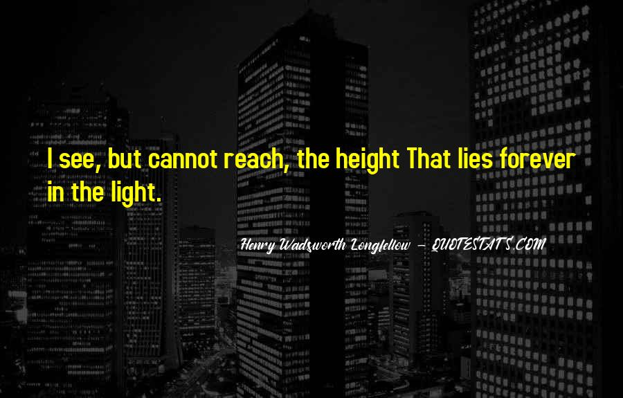 Nothing Is Out Of Reach Quotes #14574