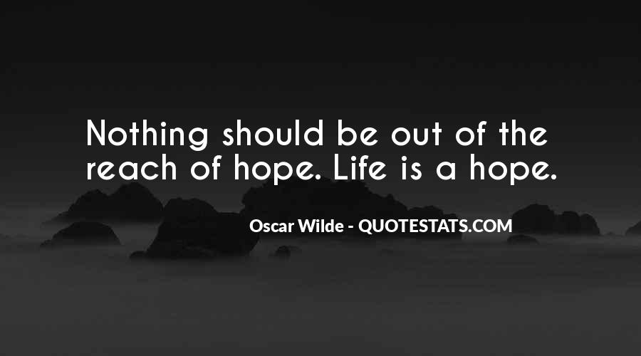 Nothing Is Out Of Reach Quotes #881163