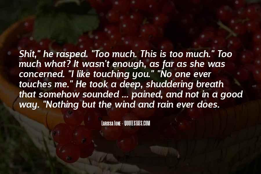 Nothing Is Too Far Quotes #189687