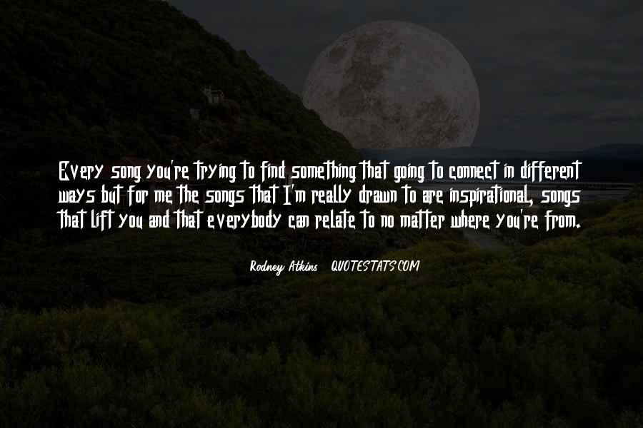 Nothing Is Too Far Quotes #278593
