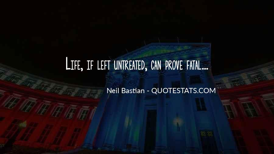 Nothing Left To Prove Quotes #430583