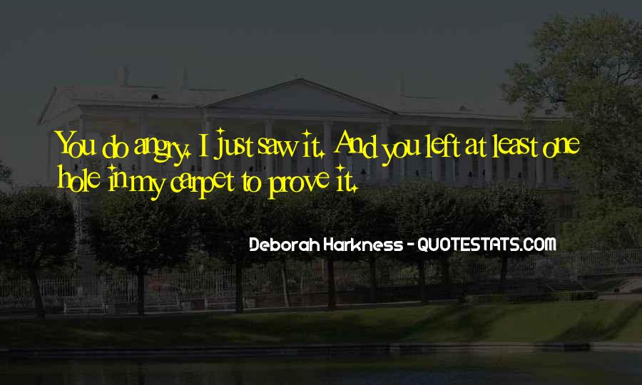 Nothing Left To Prove Quotes #607456
