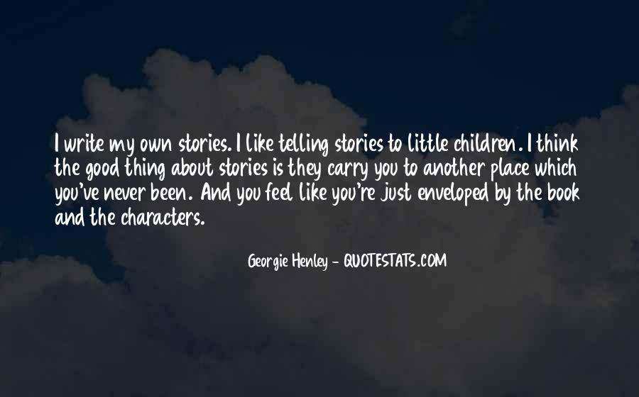Nothing Like A Good Book Quotes #238428