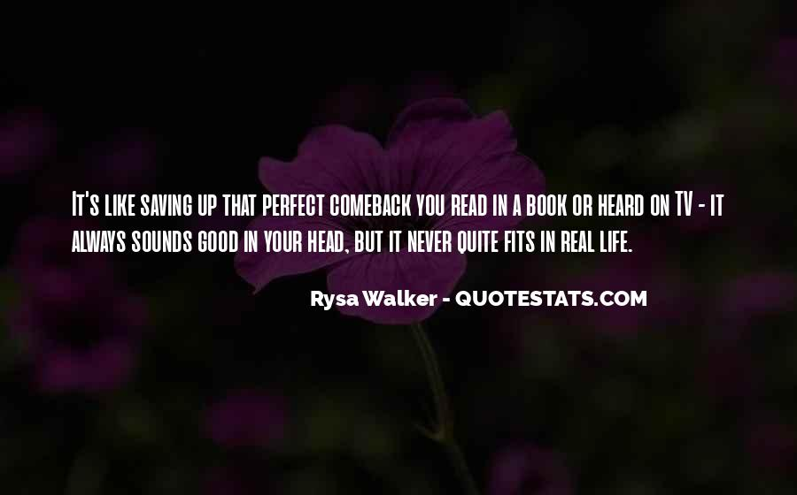 Nothing Like A Good Book Quotes #347542