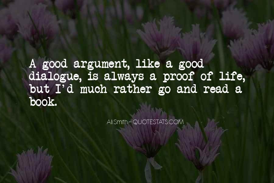 Nothing Like A Good Book Quotes #66110