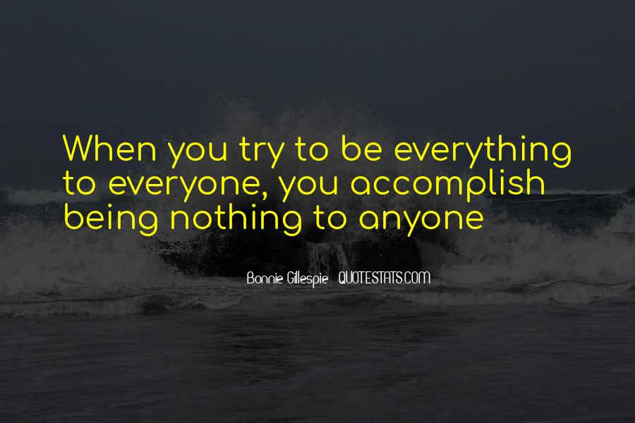 Nothing To You Quotes #5695