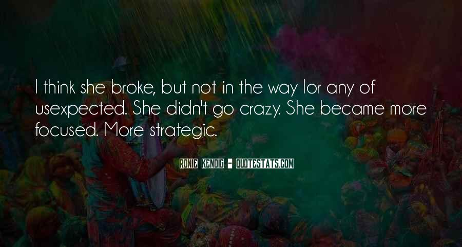 Nothing Will Break Me Down Quotes #12611