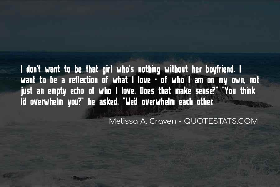 Nothing Without Her Quotes #1529093