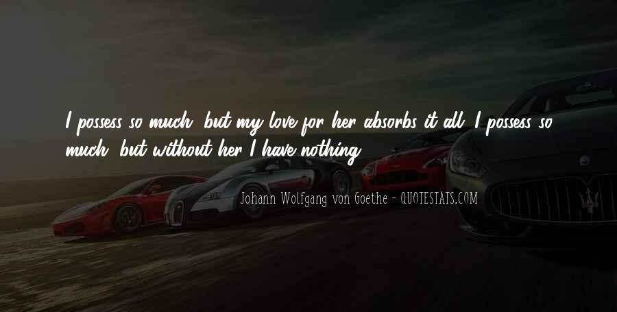 Nothing Without Her Quotes #477003