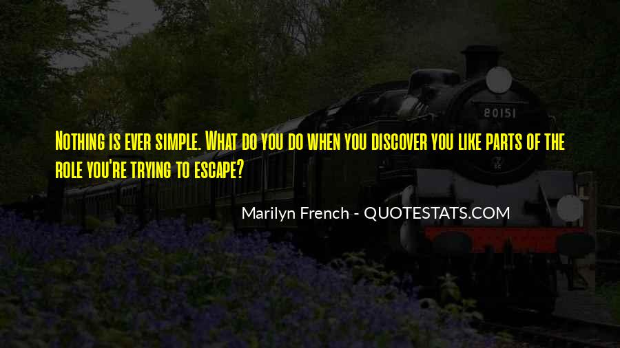 Nothing's Ever Simple Quotes #1586266