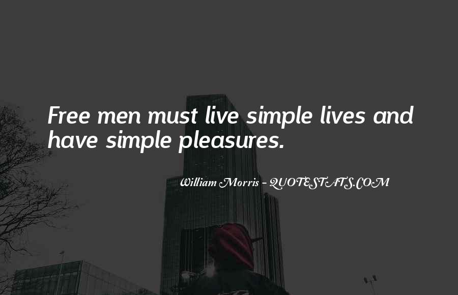 Nothing's Ever Simple Quotes #3383