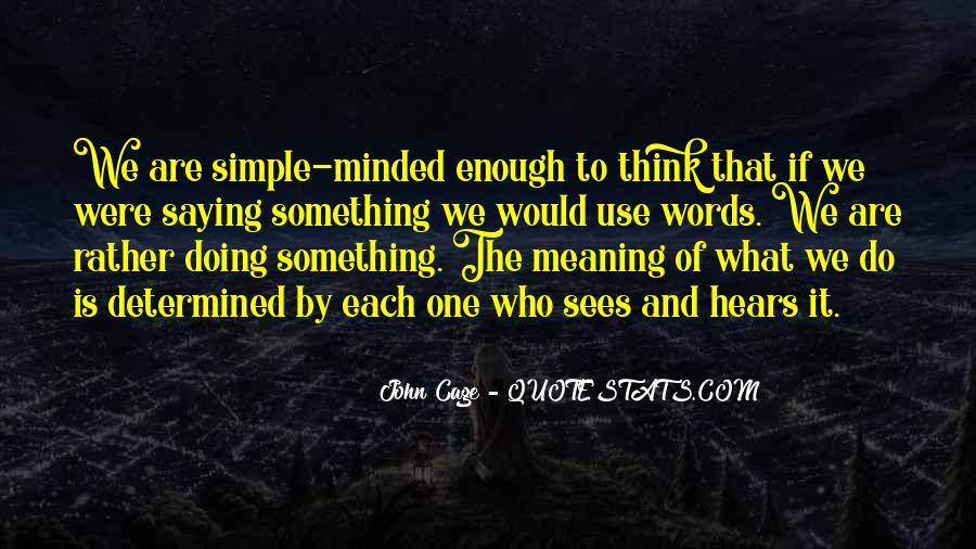 Nothing's Ever Simple Quotes #54
