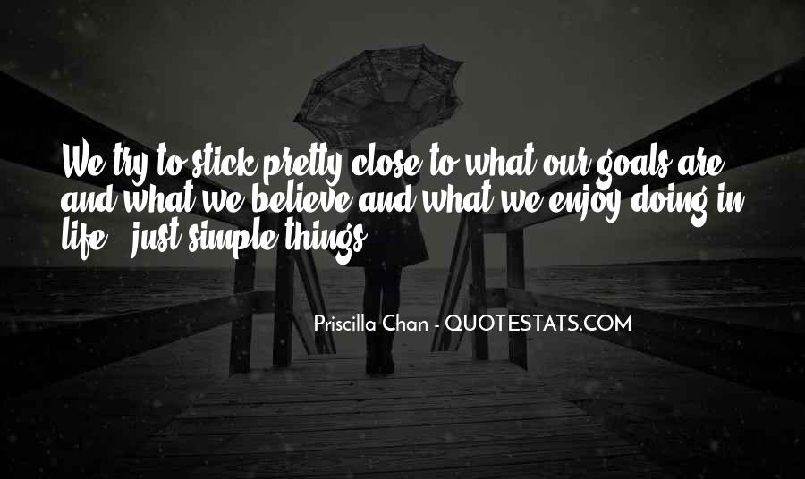 Nothing's Ever Simple Quotes #5981