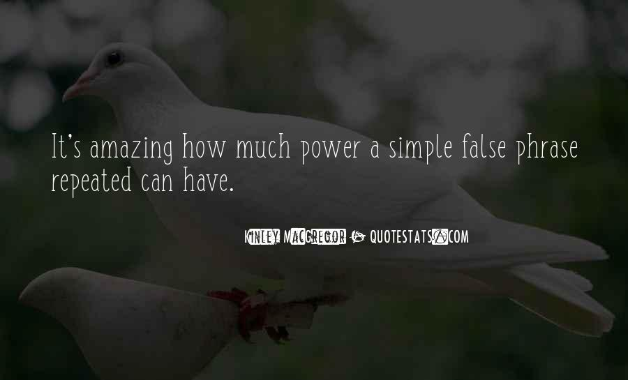 Nothing's Ever Simple Quotes #6407