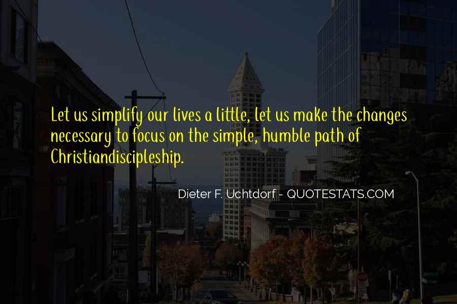Nothing's Ever Simple Quotes #9486