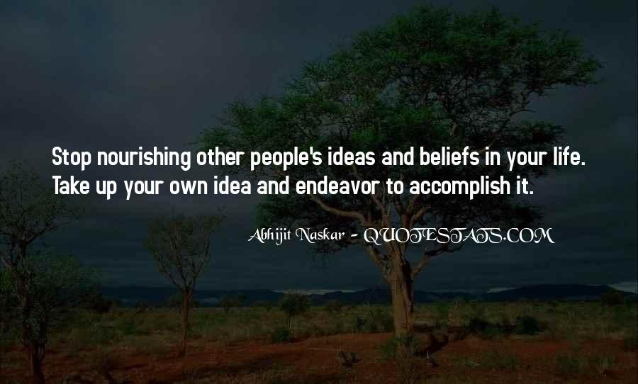 Nourishing Quotes #147701